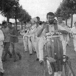 Mouzillon, Fête du Muscadet, cuvée 98
