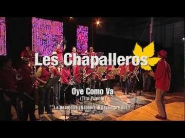 Embedded thumbnail for Oye Como Va (Nantes, 08/12/2011)